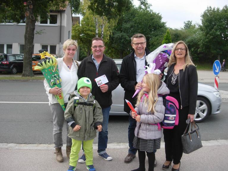 SPD Erster Schultag 2017-2